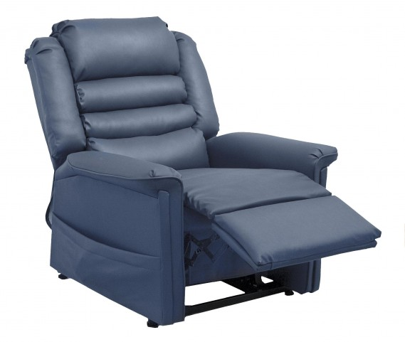 Invincible Deep Sapphire Power Lift Recliner