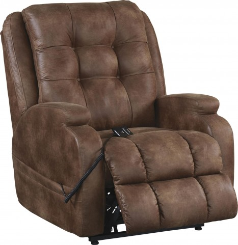 Jenson Almond Power Lift Recliner
