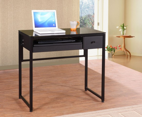 Network Black Computer Desk
