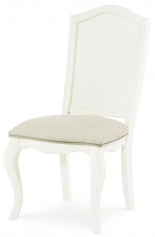 Harmony Antique Linen White Chair