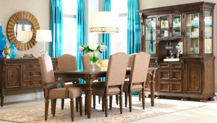 Lyla Extendable Leg Dining Room Set