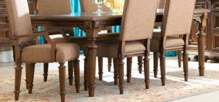 Lyla Extendable Leg Dining Table
