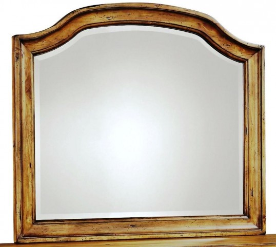 Bethany Square Brown Cove Landscape Dresser Mirror