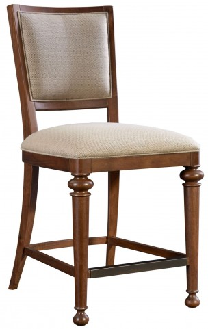Cascade Upholstered Counter Stool