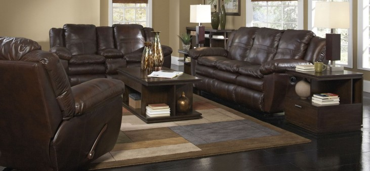 Sonoma Sable Reclining Living Room Set