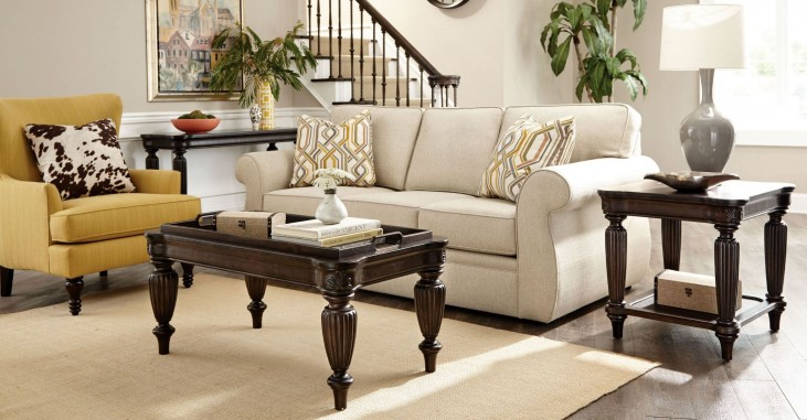 Jessa Tray Occasional Table Set