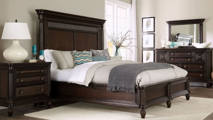 Jessa Panel Bedroom Set