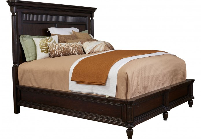 Jessa Queen Panel Bed