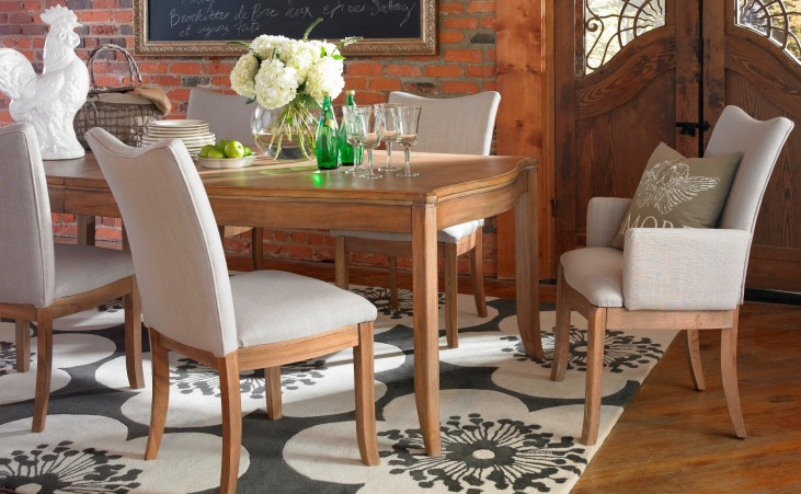 Sophisticate Dining Room Set
