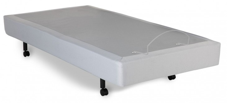Signature Gray Twin Xl Adjustable Bed