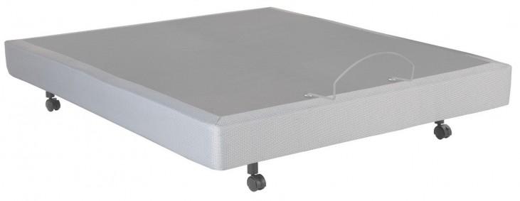 Signature Gray Queen Adjustable Bed