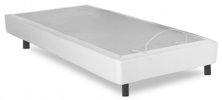 Pro-Motion Gray Twin Xl Adjustable Bed
