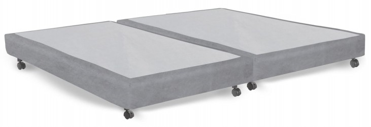 Simplicity 2.0 Gray Cal. King Adjustable Bed