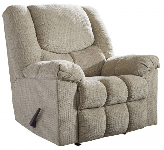 Turboprop Putty Rocker Recliner