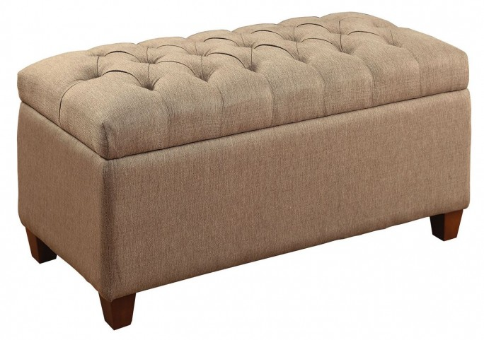 Classic Tufted Bench