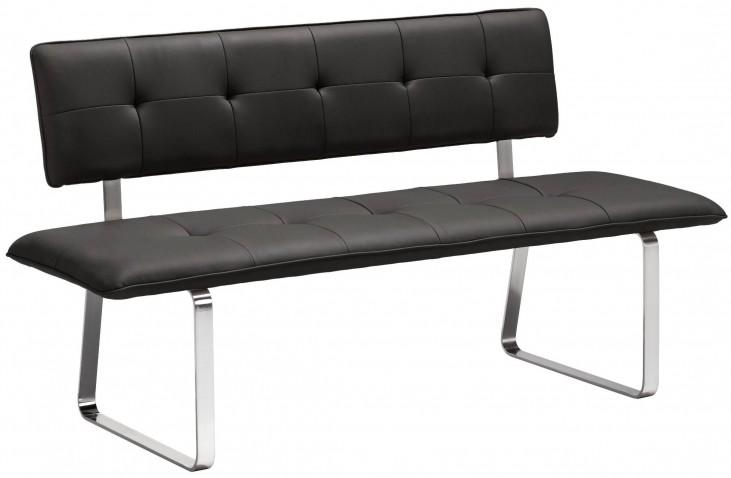 Nouveau Black Bench