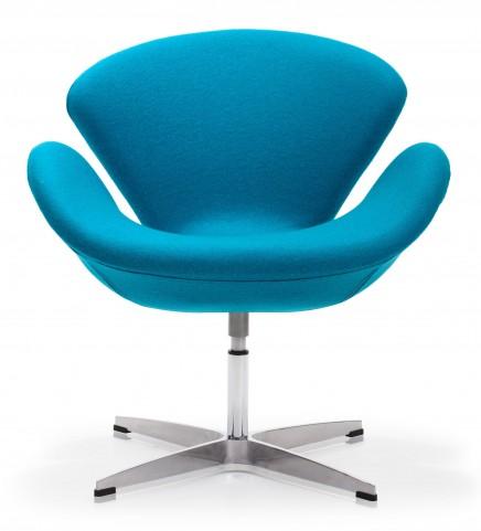 Pori Island Blue Arm Chair