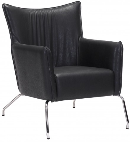 Ostend Black Occasional Chair