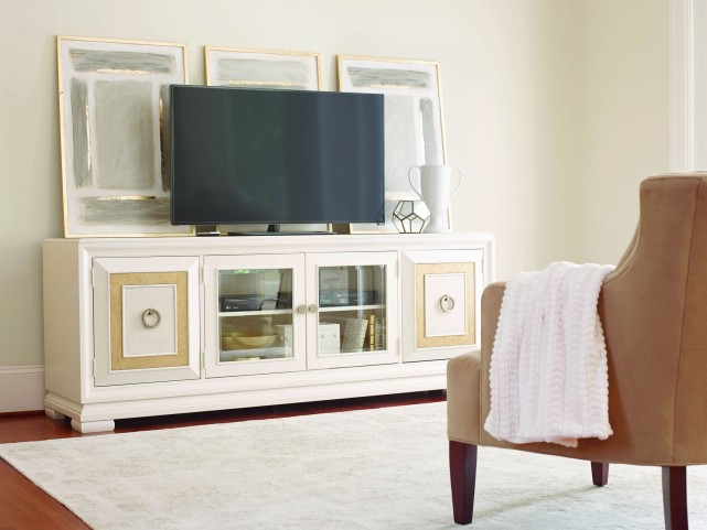 Tower Suite Pearl Entertainment Console