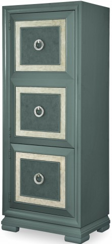 Tower Suite Moonstone Multi-Use Cabinet