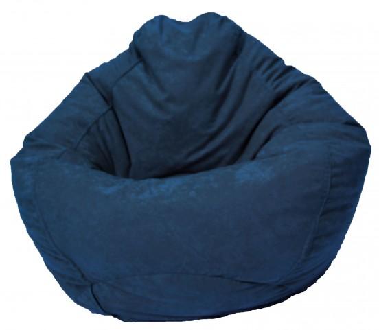 Big Joe Blue Sky Comfort Suede The Big Bag