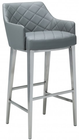 Chase Barstool in Grey