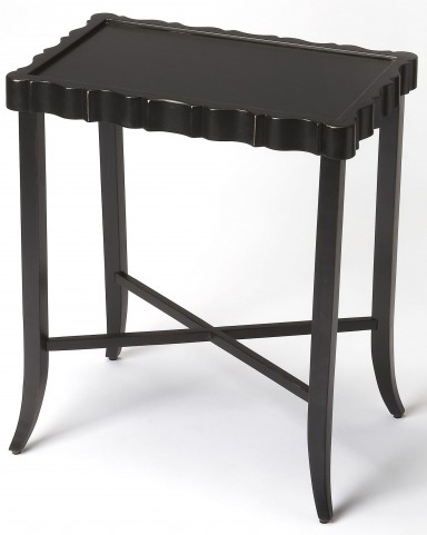 Devon Black Licorice Tea Table