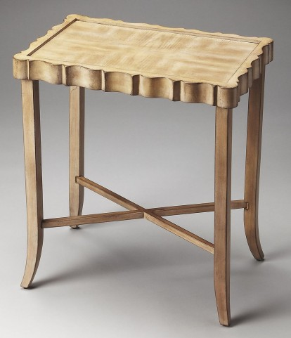 Masterpiece Devon Driftwood Tea Table