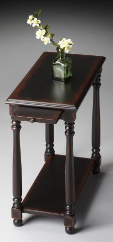 Masterpiece Devane Midnight Rose Chairside Table