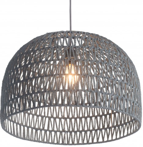 Paradise Gray Ceiling Lamp