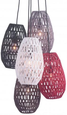 Utopia Multicolor Ceiling Lamp
