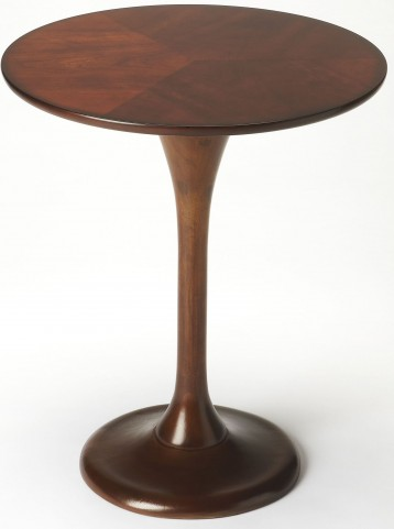 Palmer Plantation Cherry Accent Table