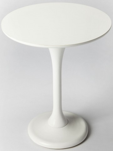 Palmer Cottage White Accent Table