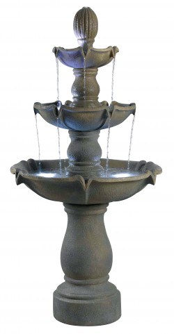 Sherwood Outdoor Floor Fountain