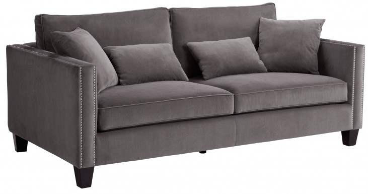 Cathedral Grey Portsmouth Sofa