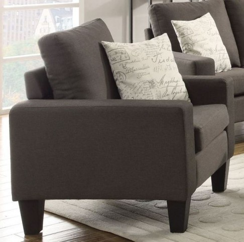 Bachman Grey Chair