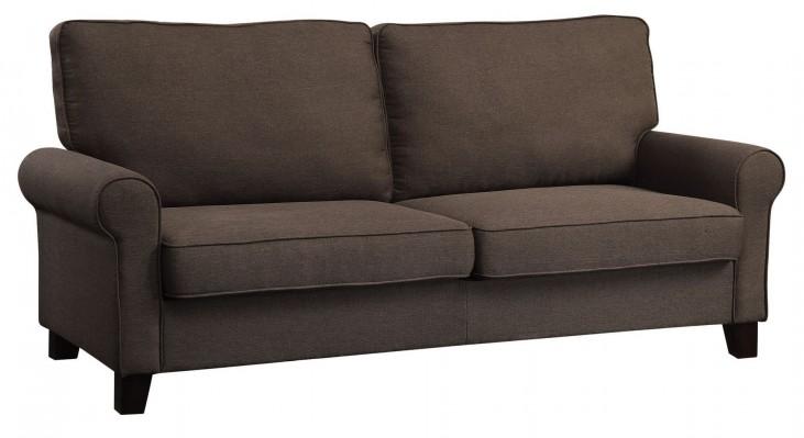 Noella Chocolate Sofa
