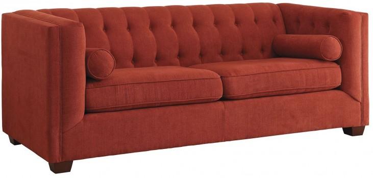 Cairns Crimson Sofa