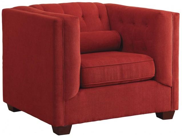 Cairns Crimson Chair