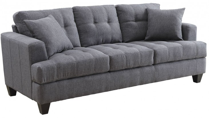 Samuel Gray Sofa