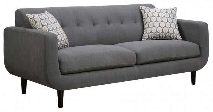Stansall Grey Sofa
