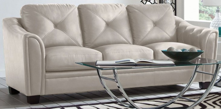 Avison Cream Sofa
