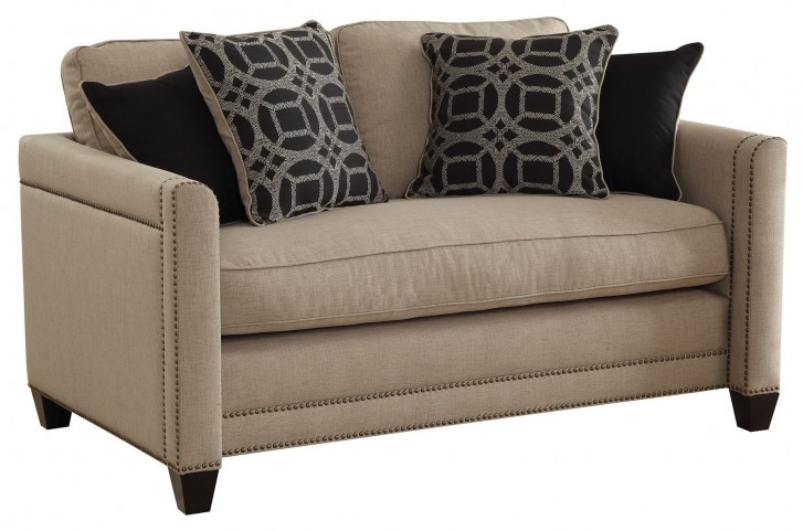 Pratten Wheat Loveseat