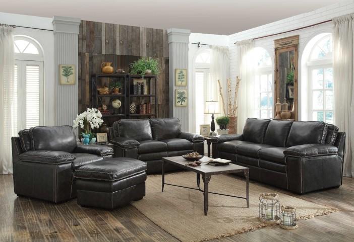 Regalvale Charcoal Living Room Set