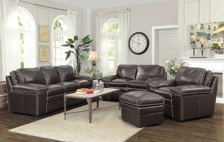 Regalvale Brown Living Room Set