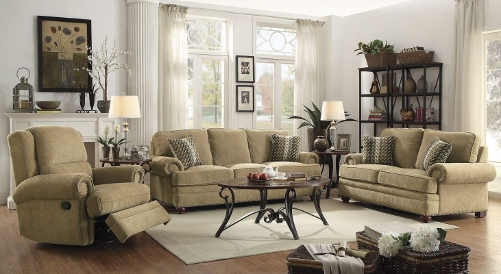 Colton Wheat Living Room Set