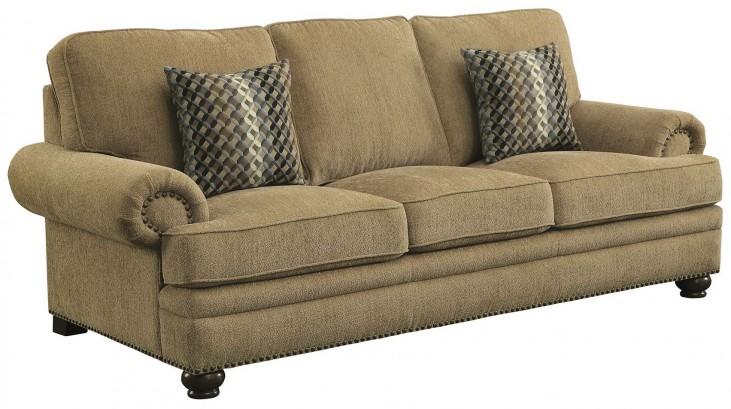 Colton Wheat Sofa