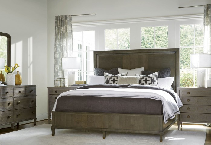 Playlist Brown Eyed Girl Melody Platform Storage Bedroom Set