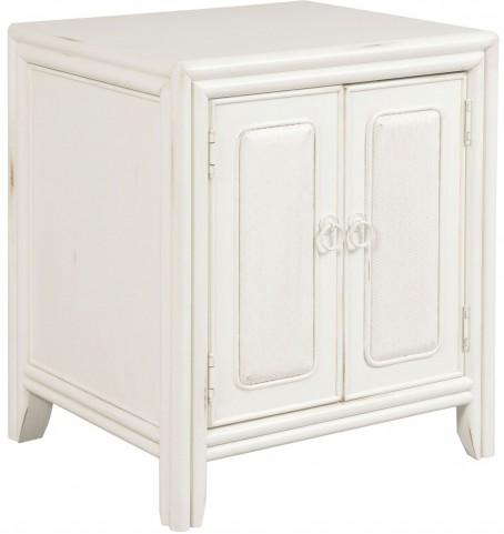 Siesta Sands White Sand Door Cabinet Base