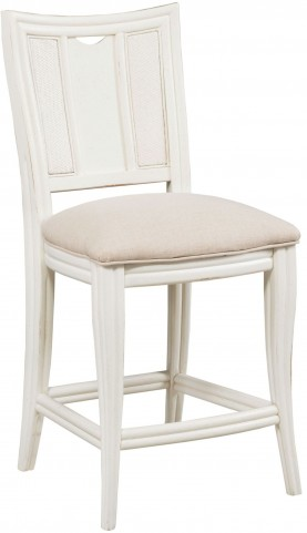 Siesta Sands White Sand Bar Stool